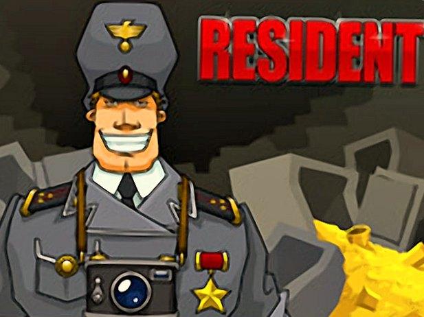 обзор игрового автомата Resident