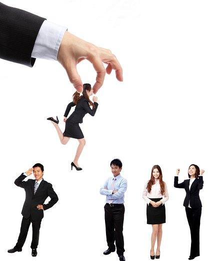 можно ли найти работу через кадровое агентство
