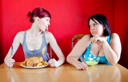 без диет в хорошей форме
